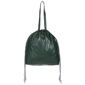 Bags Women Shopping Bags / Baskets Desigual DARK AMBER TALLIN Green