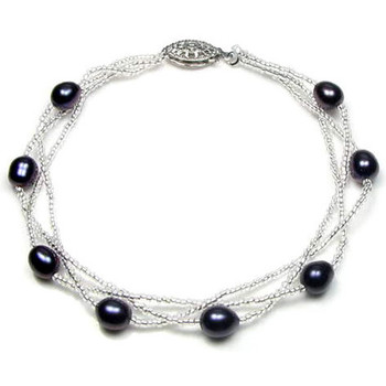 Watches Women Bracelets Blue Pearls BPS 0205 Y Multicolored