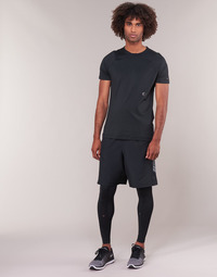 Clothing Men leggings Under Armour RUSH LEGGING Black