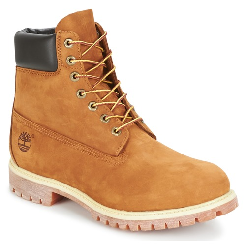 Shoes Men Mid boots Timberland 6 INCH PREMIUM BOOT Brown