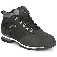 Shoes Men Mid boots Timberland SPLIT ROCK 2 Black