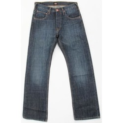 Clothing Men Straight jeans Lee JOEY 71921TK blue