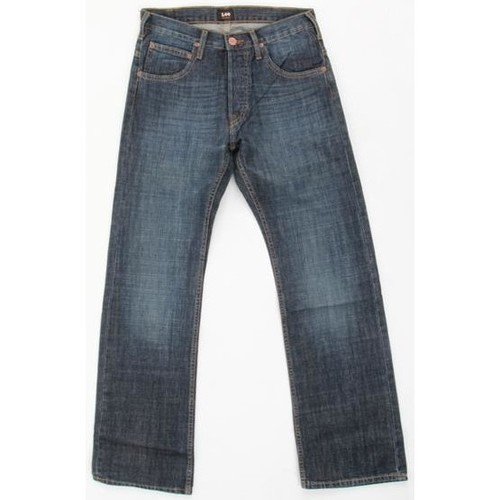 Clothing Men Straight jeans Lee JOEY 71921TK blue