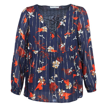 Clothing Women Tops / Blouses Vila VIAMOLLON Marine