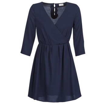 Clothing Women Short Dresses Vila VIROSSIE Marine