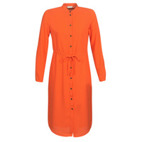 Clothing Women Short Dresses Vila VIMIRUNA Orange