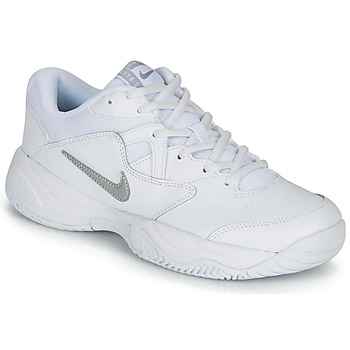 Shoes Women Low top trainers Nike COURT LITE 2 W White / Silver