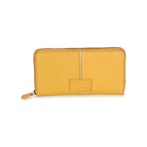 Bags Women Wallets Betty London JALTORE Mustard / Gold