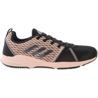 Shoes Women Low top trainers adidas Originals Adidas Arianna Cloudfoam BA8743 black, pink