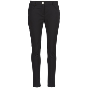 Clothing Women 5-pocket trousers Marciano GIOTTO Black