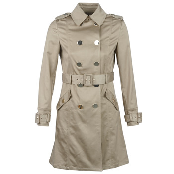 Clothing Women Trench coats Marciano FAB Beige