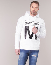 Clothing Men sweaters Marciano M LOGO White