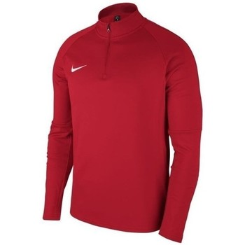 Clothing Men sweaters Nike Dry Academy 18 Drill Top LS Red