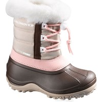 Shoes Children Snow boots Salomon RX OBE Girls 119693-16 Multicolor
