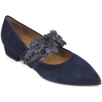 Shoes Women Heels Estiletti 2604 Women's Dress Shoes blue