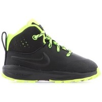 Shoes Children Hi top trainers Nike Terrain Boot (TD) 599305-003 black