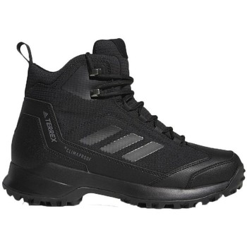 Shoes Men Hi top trainers adidas Originals Terrex Heron Mid CW CP Black