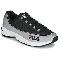 Shoes Men Low top trainers Fila DSTR97 Black / Grey