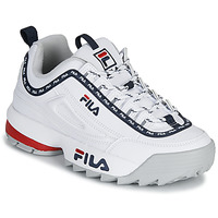 Shoes Women Low top trainers Fila DISRUPTOR LOGO LOW WMN White