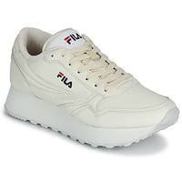 Shoes Women Low top trainers Fila ORBIT ZEPPA L WMN Beige