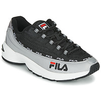 Shoes Women Low top trainers Fila DSTR97 Grey
