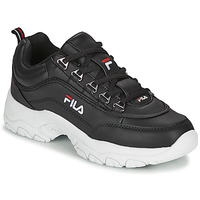 Shoes Women Low top trainers Fila STRADA LOW WMN Black