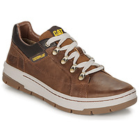 Shoes Men Low top trainers Caterpillar HANDSON Brown