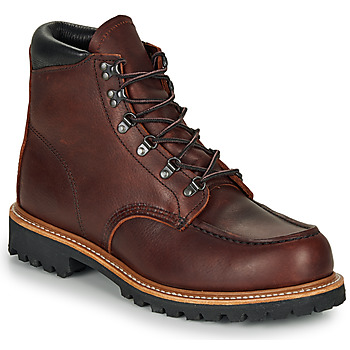 Shoes Men Mid boots Red Wing SAWMILL Brown