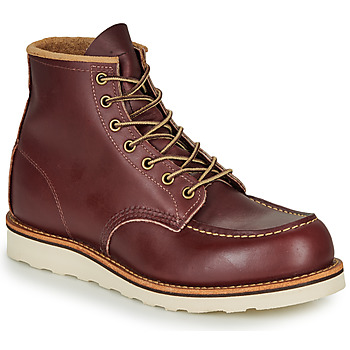 Shoes Men Mid boots Red Wing CLASSIC Bordeaux