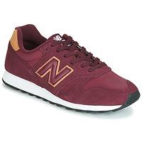 Shoes Low top trainers New Balance 373 Bordeaux