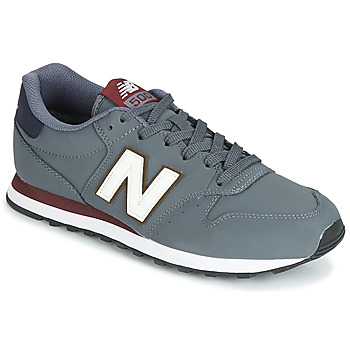 Shoes Low top trainers New Balance 500 Grey / Bordeaux