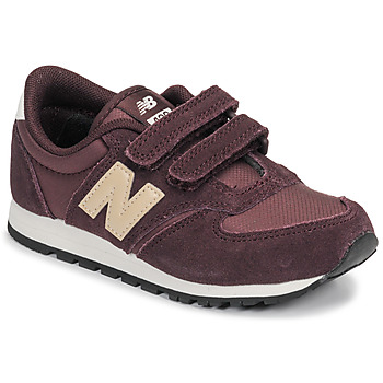 Shoes Girl Low top trainers New Balance 420 Bordeaux