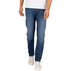 Clothing Men Straight jeans Jack & Jones Mike Original 814 Jeans blue