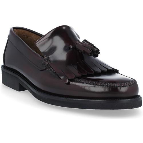 Shoes Men Brogues Calzados Vesga Gil's Classic 60C521-0101 Men's Castellanos Shoes red