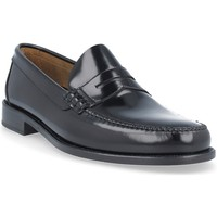 Shoes Men Loafers Calzados Vesga Gil's Classic 600051-0100 Men's Castellanos Shoes black