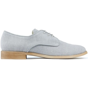 Shoes Children Derby Shoes Oca Loca OCA LOCA BLUCHER Linen Shoes GRAY