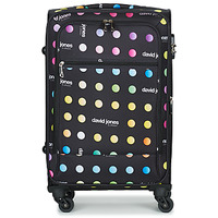 Bags Soft Suitcases David Jones CASILO 77L Multicoloured