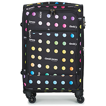 Bags Soft Suitcases David Jones CASILO 77L Multicolour