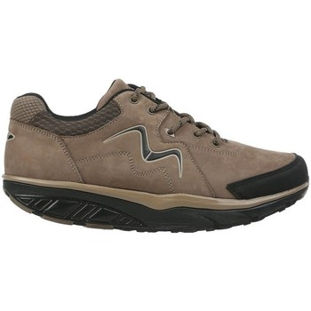 Shoes Men Low top trainers Mbt Sneakers  MAWENSI M BROWN