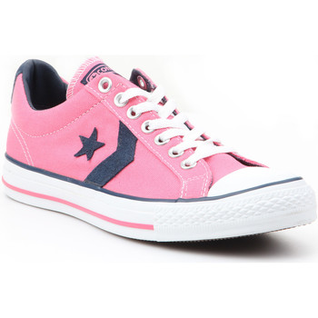 Shoes Women Low top trainers Converse Star PLYR EV OX 516527 pink