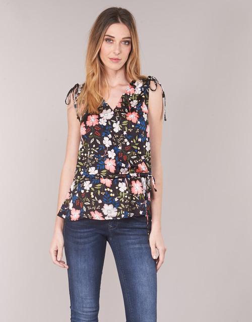 Clothing Women Tops / Blouses Casual Attitude JAYOO Multicolour