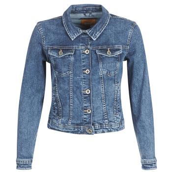 Clothing Women Denim jackets Only ONLTIA Blue / Medium
