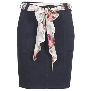 Clothing Women Skirts Casual Attitude JUYOO Marine