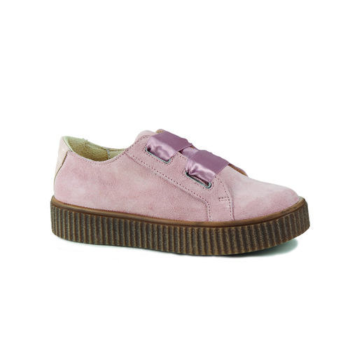 Shoes Girl Low top trainers Catimini CAVANILLE Pink