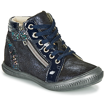 Shoes Girl Hi top trainers GBB RACHIDA Blue