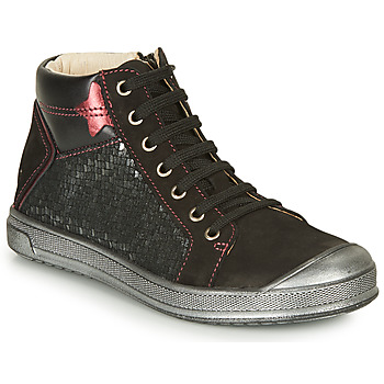 Shoes Girl Hi top trainers GBB ORENGETTE Grey