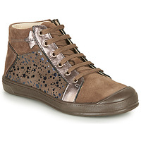 Shoes Girl Hi top trainers GBB ORENGETTE Taupe