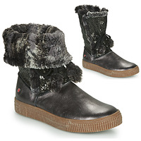 Shoes Girl High boots GBB NOUSTIK Black