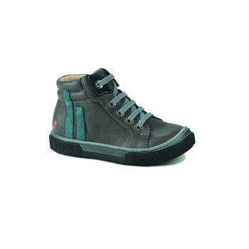 Shoes Boy Hi top trainers GBB OSKOF Grey