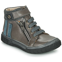 Shoes Boy Hi top trainers GBB OMAHO Grey